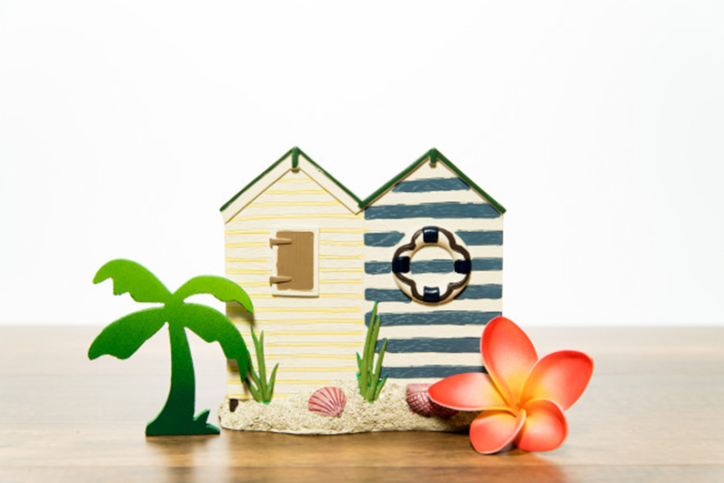 Ideas de home staging para la casa de la playa